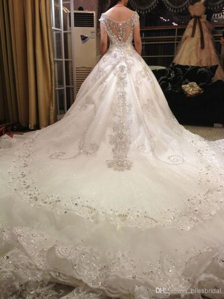 ball gown dresses wedding photo - 1