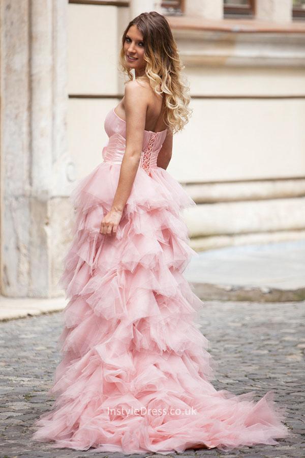 ball gown princess wedding dresses photo - 1