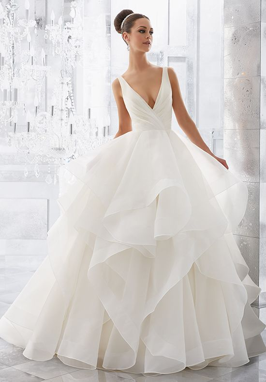 ball gown wedding dresses photo - 1