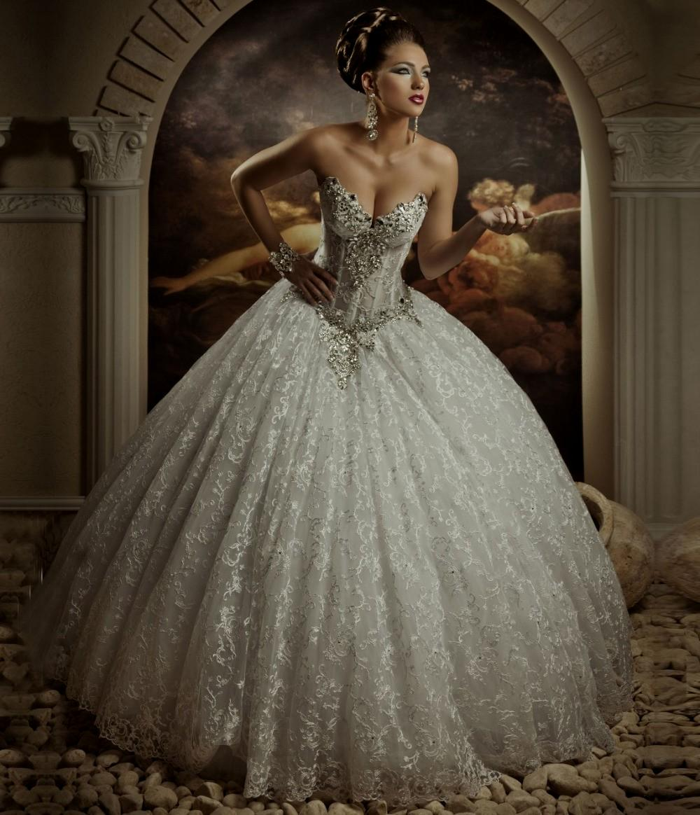 ball gown wedding dresses 2016 photo - 1