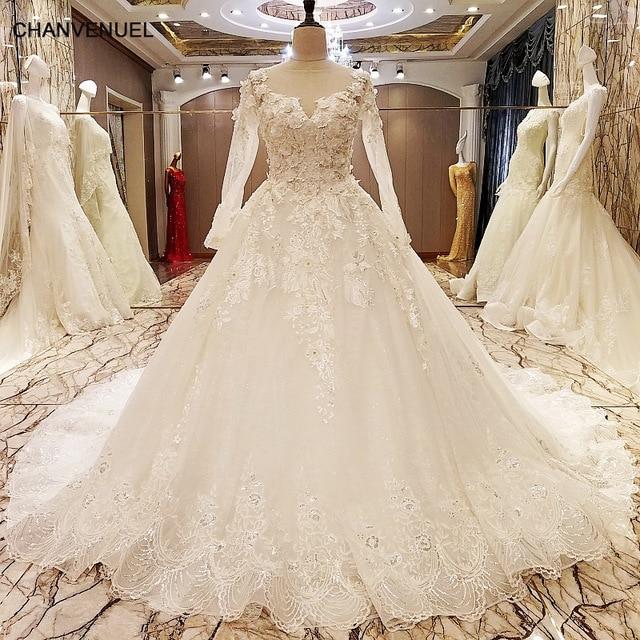 ball wedding dresses photo - 1