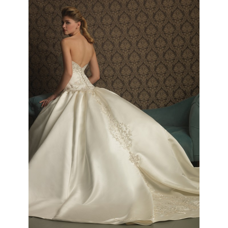 ballroom wedding dresses photo - 1