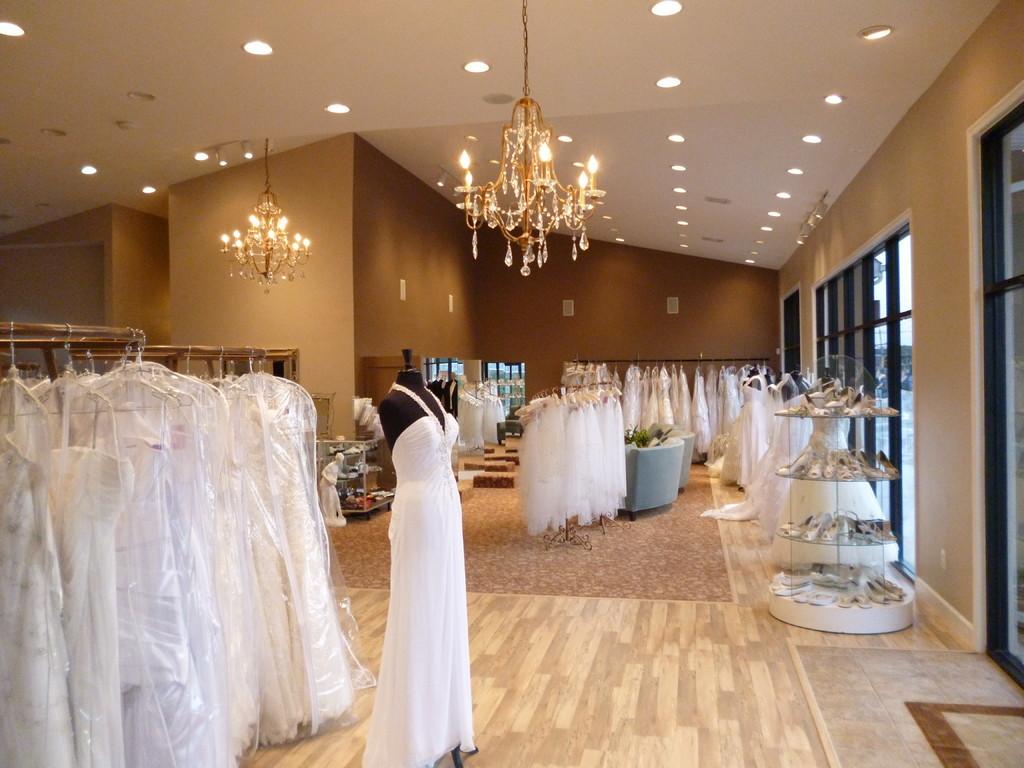 baltimore wedding dresses photo - 1