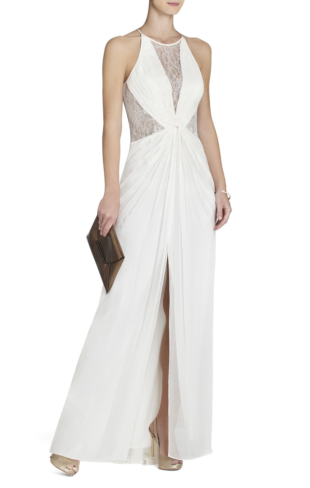 bcbg wedding dresses photo - 1