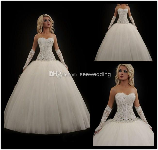 beaded appliques for wedding dresses photo - 1