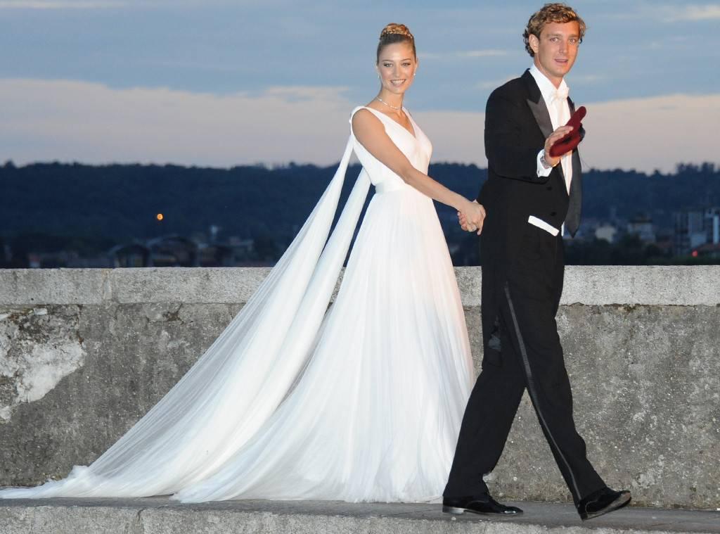 beatrice borromeo wedding dresses photo - 1