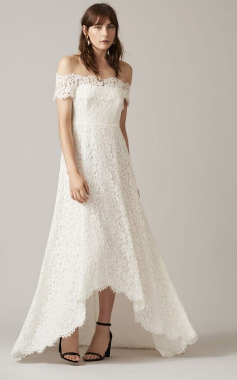 beautiful affordable wedding dresses photo - 1