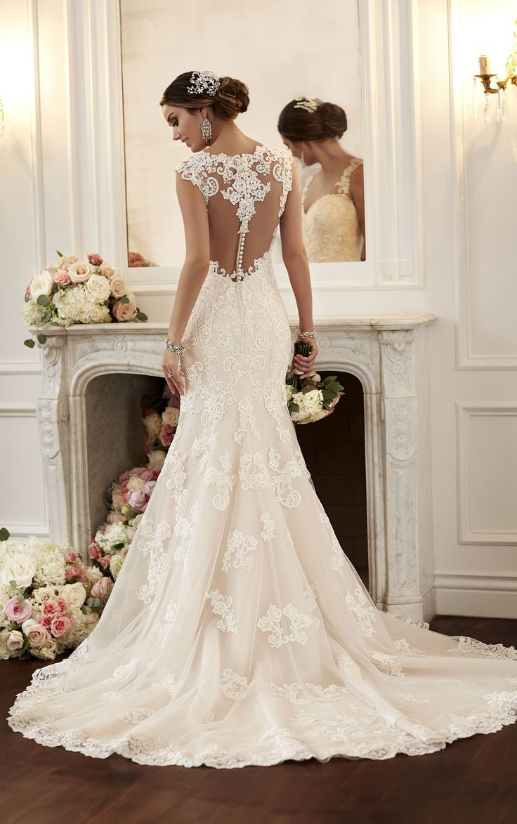 beautiful designer wedding dresses photo - 1