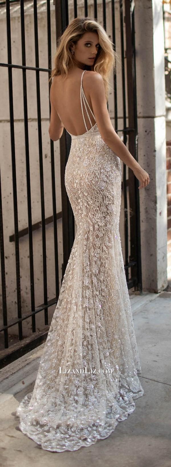 beautiful sparkly wedding dresses photo - 1