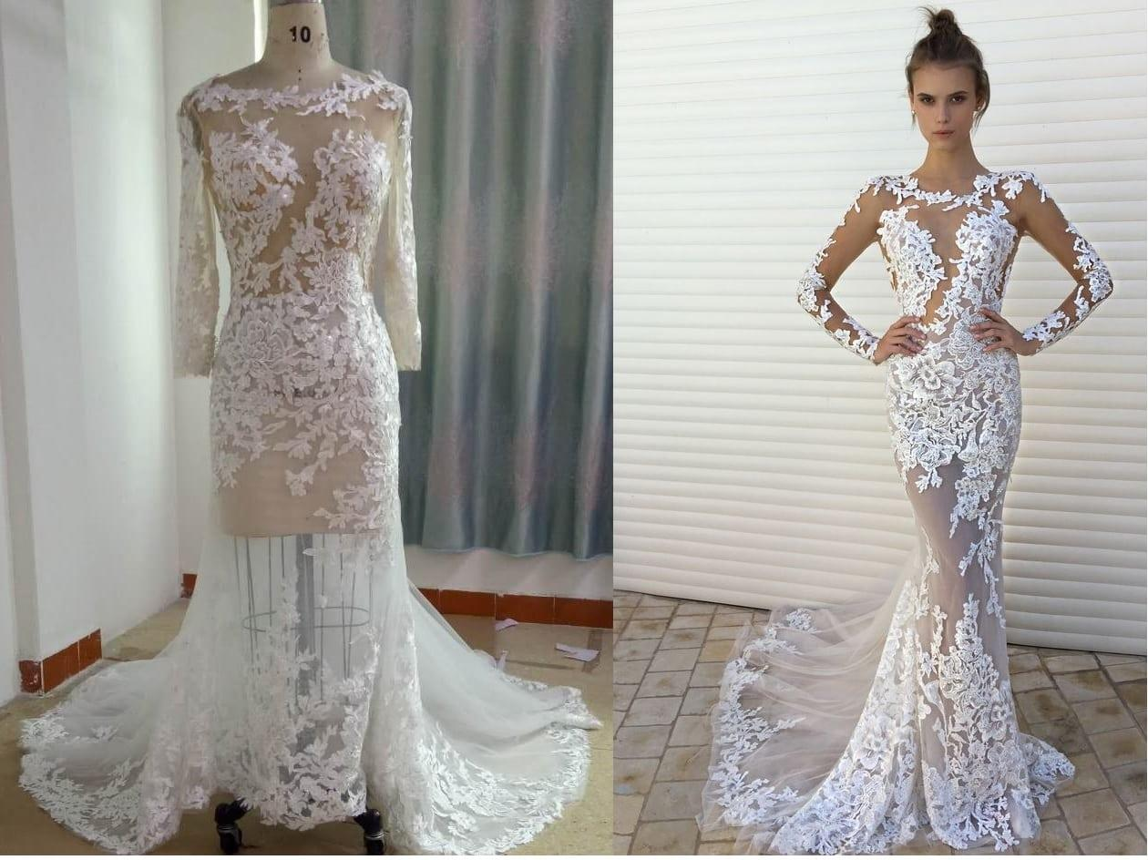 berta inspired wedding dresses photo - 1