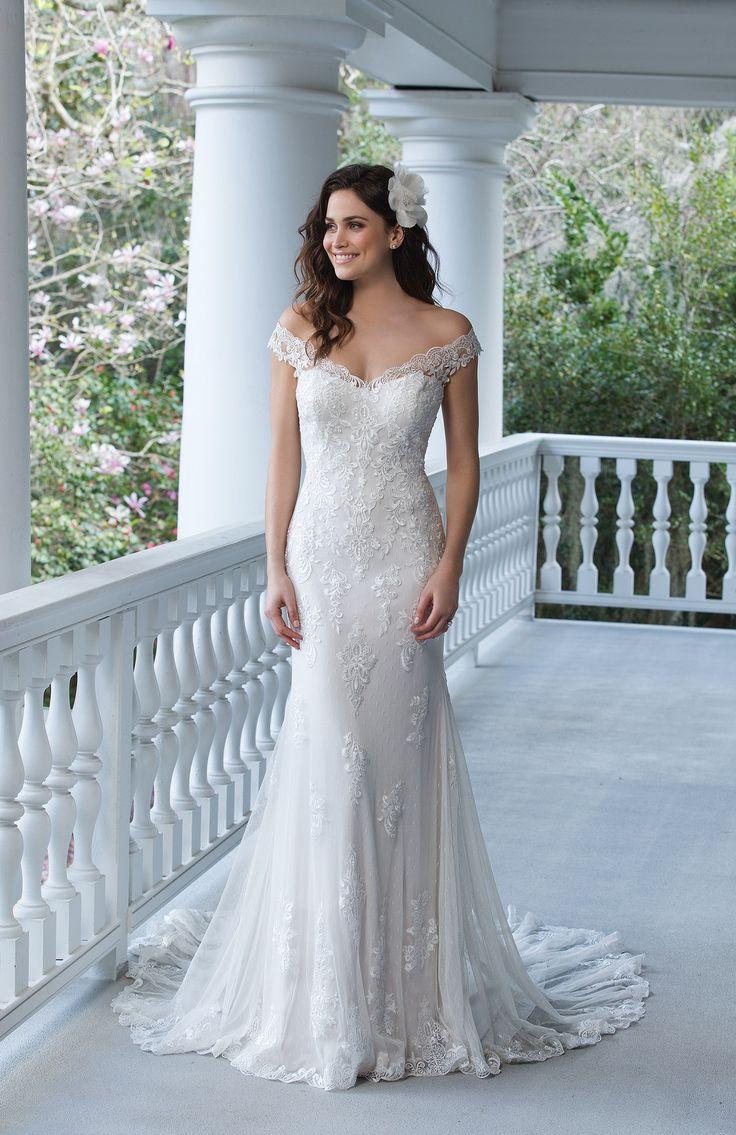 best affordable wedding dresses photo - 1