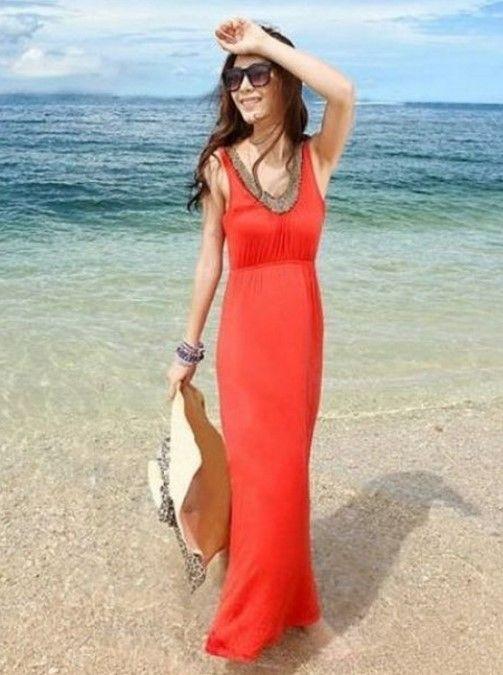 best beach wedding guest dresses photo - 1