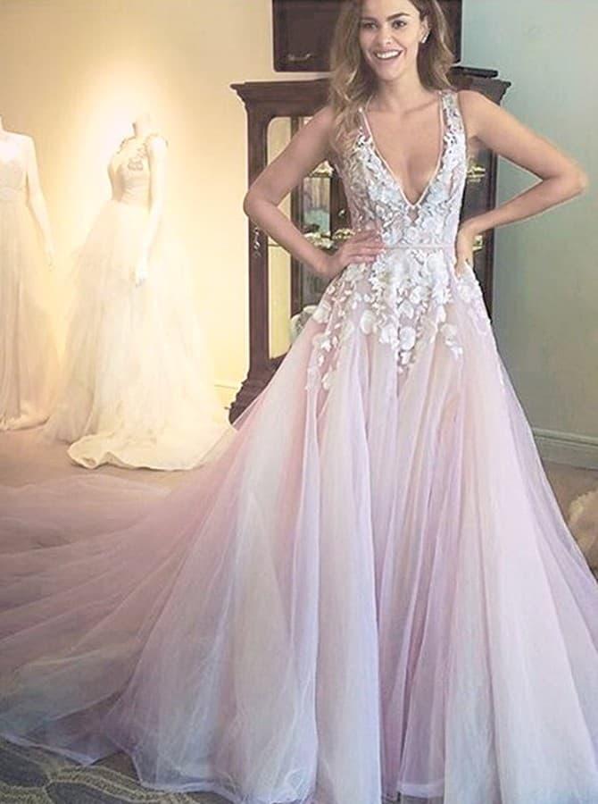 best deals on wedding dresses photo - 1