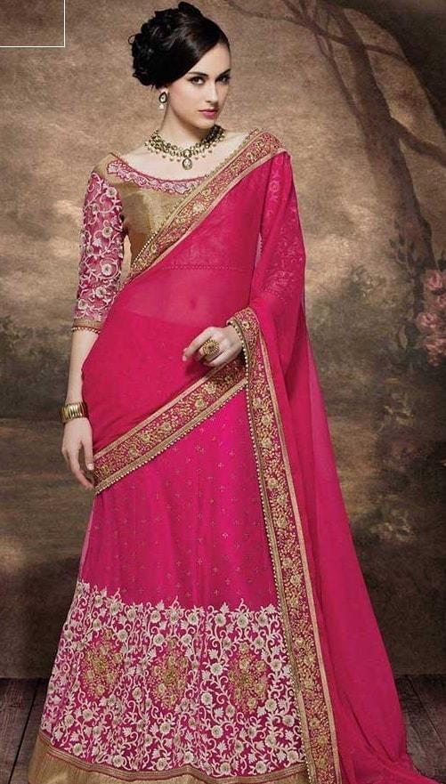 best indian wedding dresses photo - 1