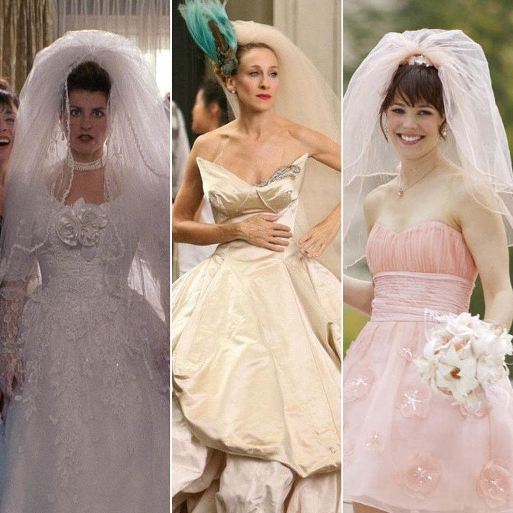 best movie wedding dresses photo - 1