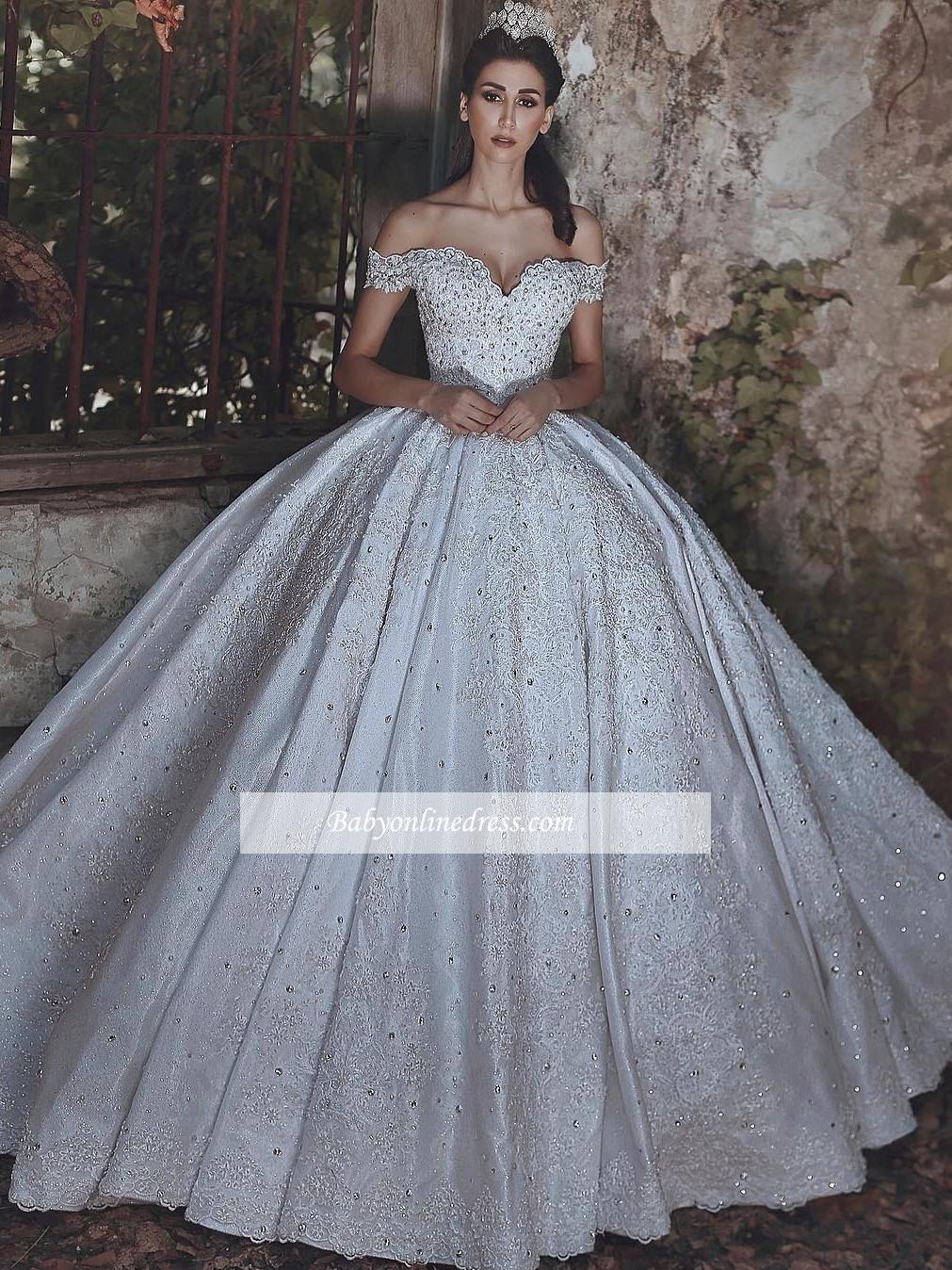 best online wedding dresses photo - 1