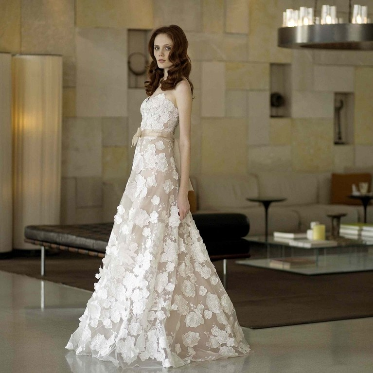 best selling wedding dresses photo - 1