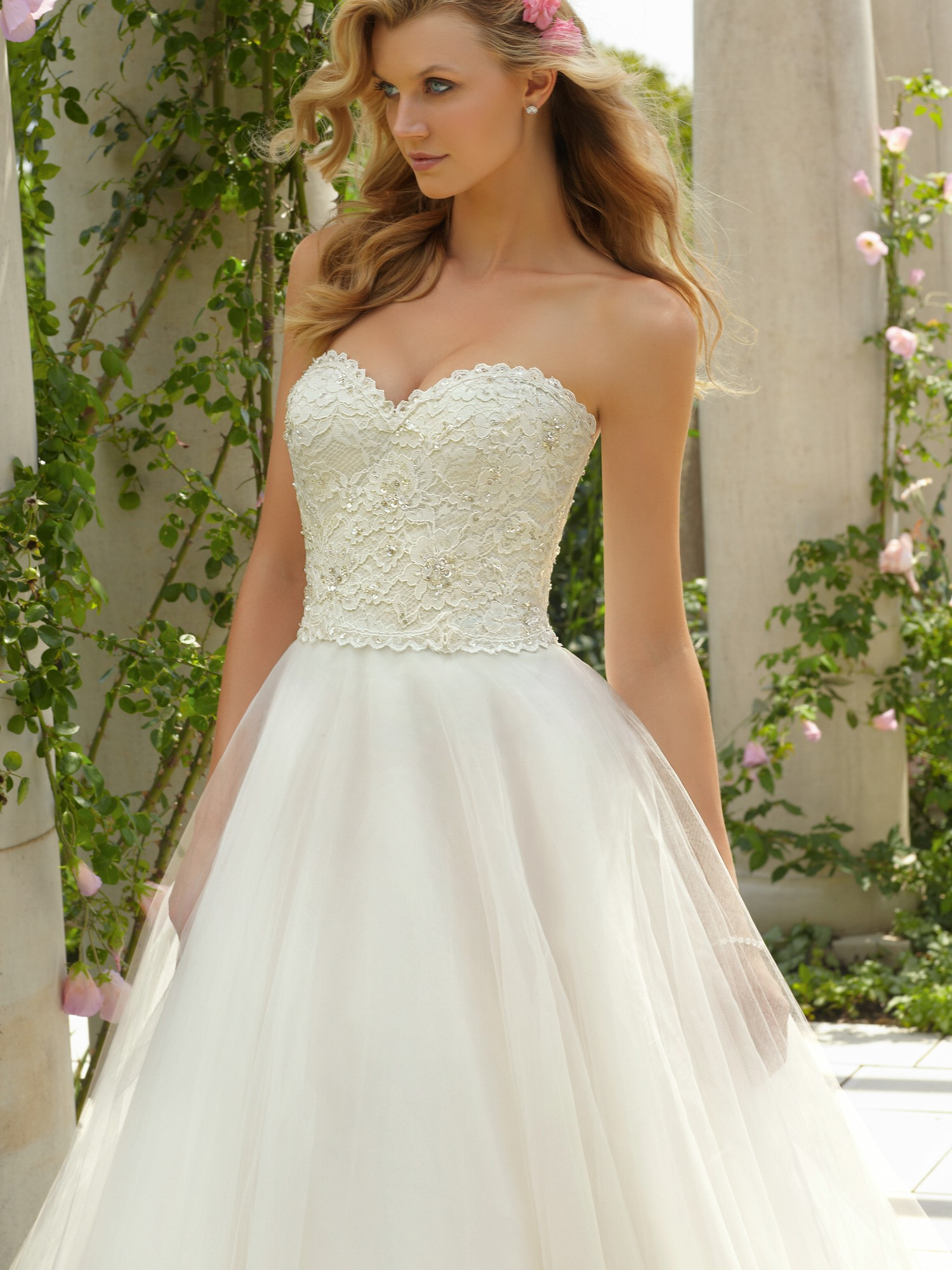 best short wedding dresses photo - 1