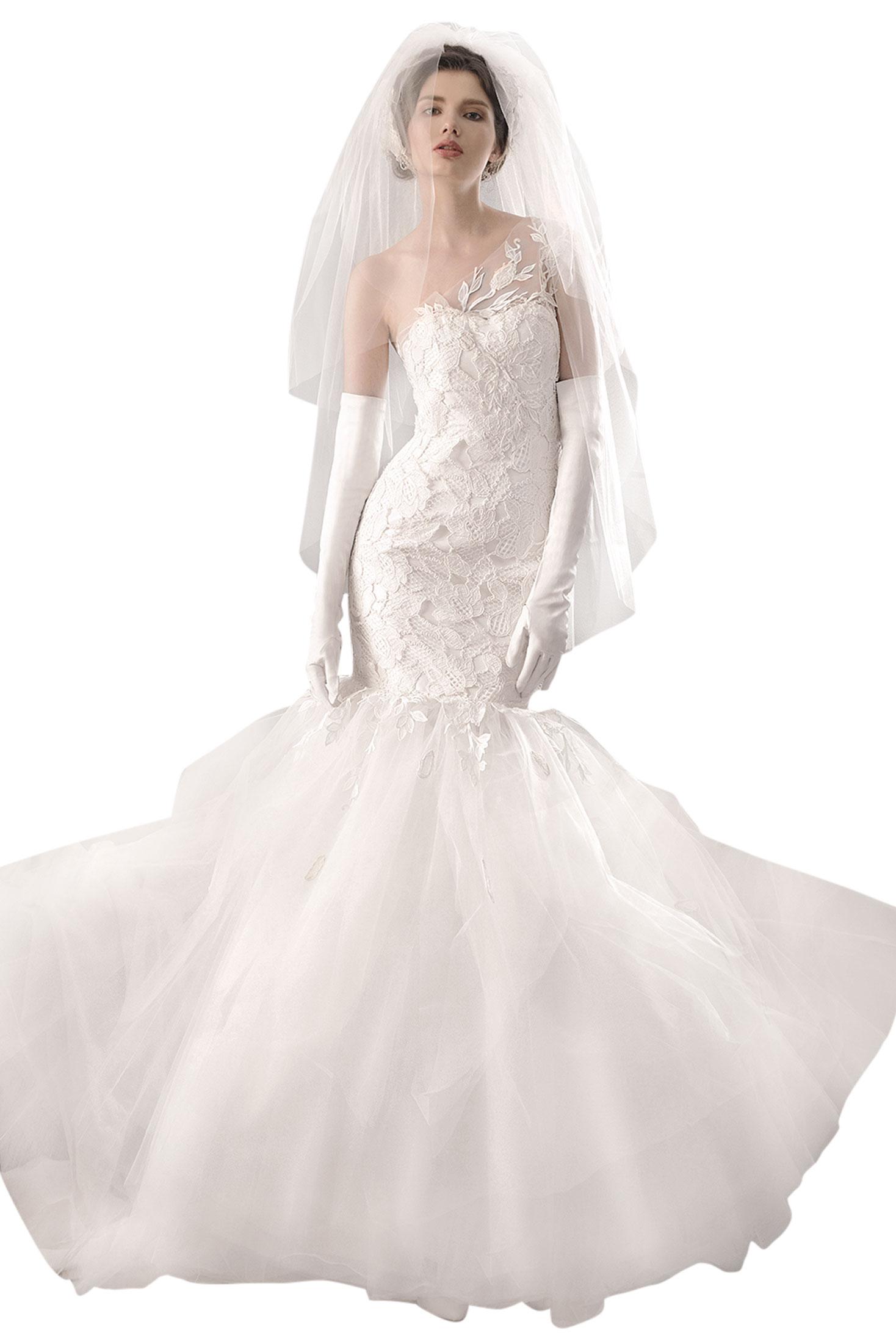 best websites to buy wedding dresses photo - 1