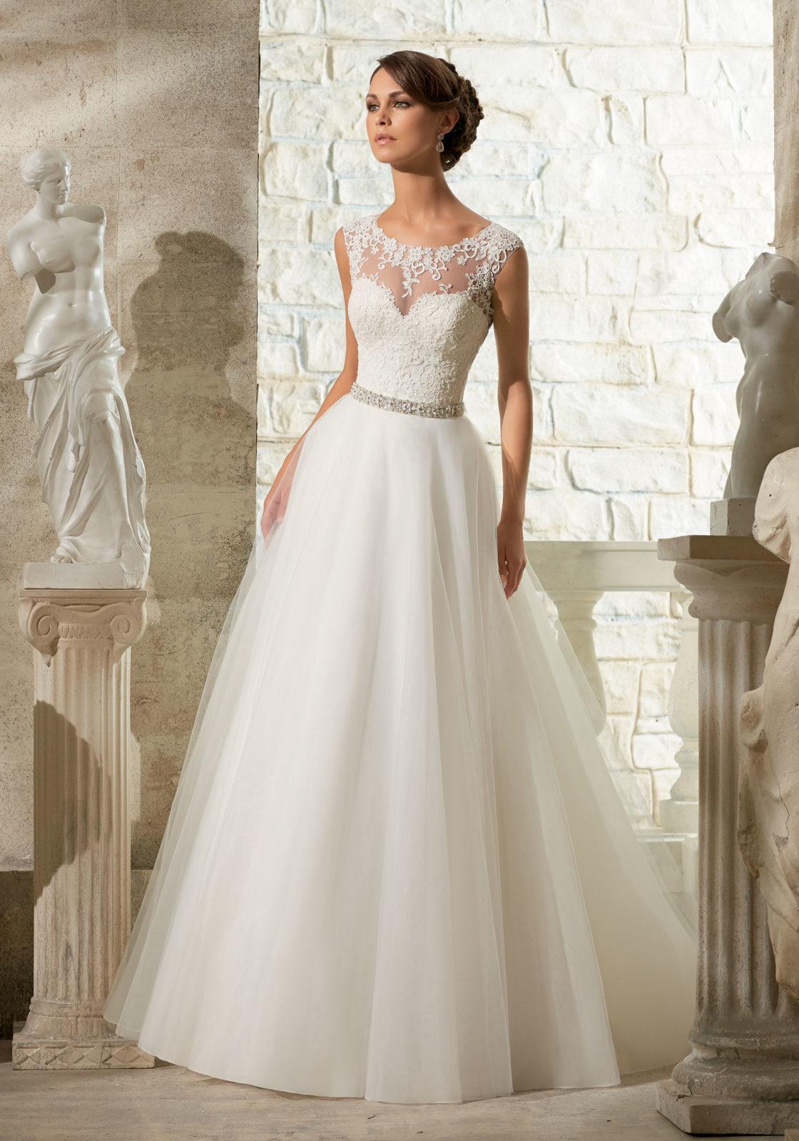 big beautiful wedding dresses photo - 1