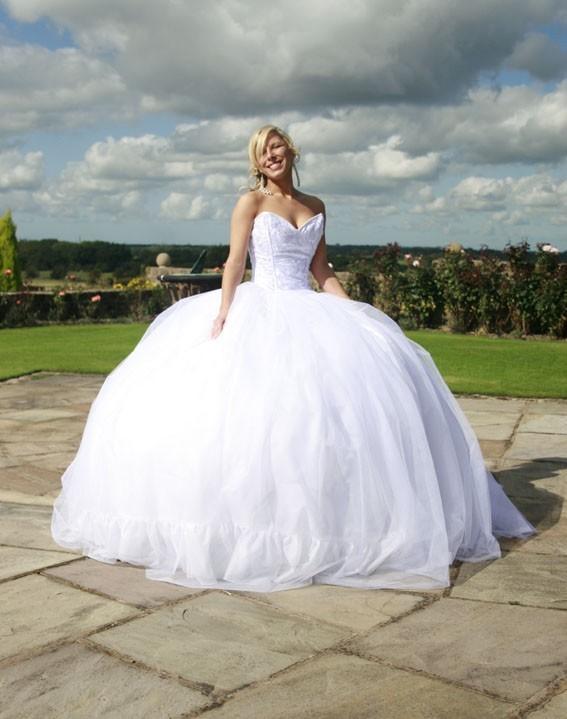 big fat gypsy wedding dresses photo - 1