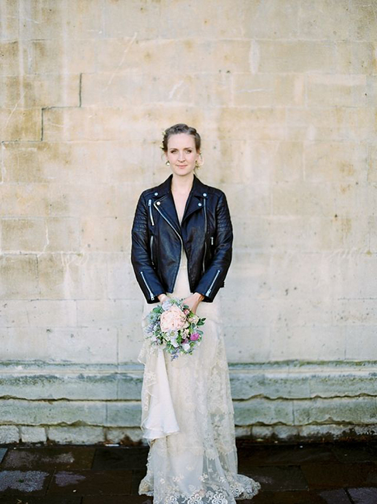 biker wedding dresses photo - 1
