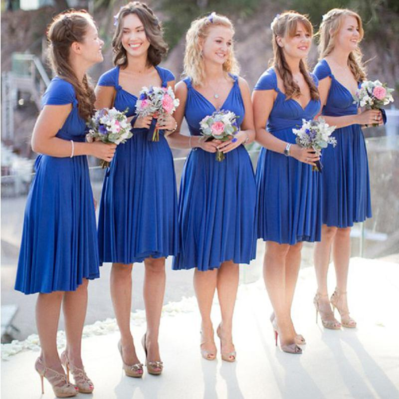 black and blue wedding dresses photo - 1