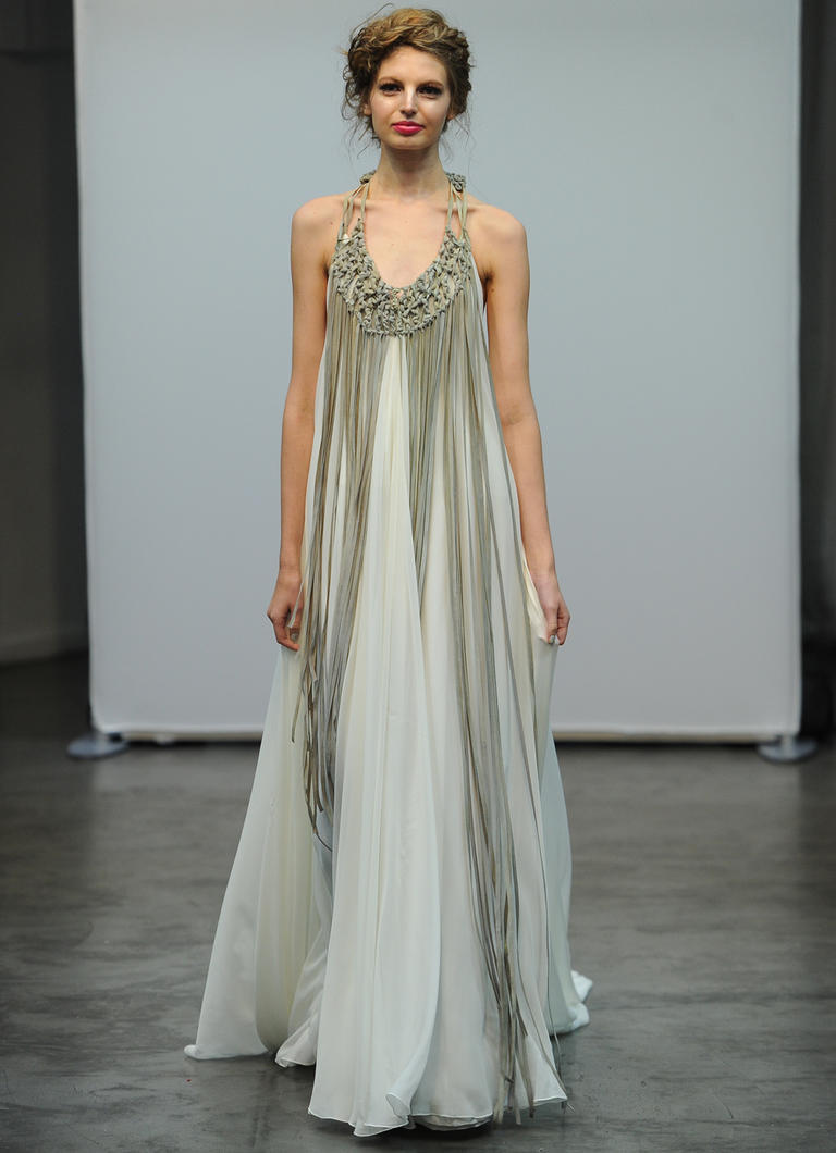 bohemian dresses for wedding guests photo - 1