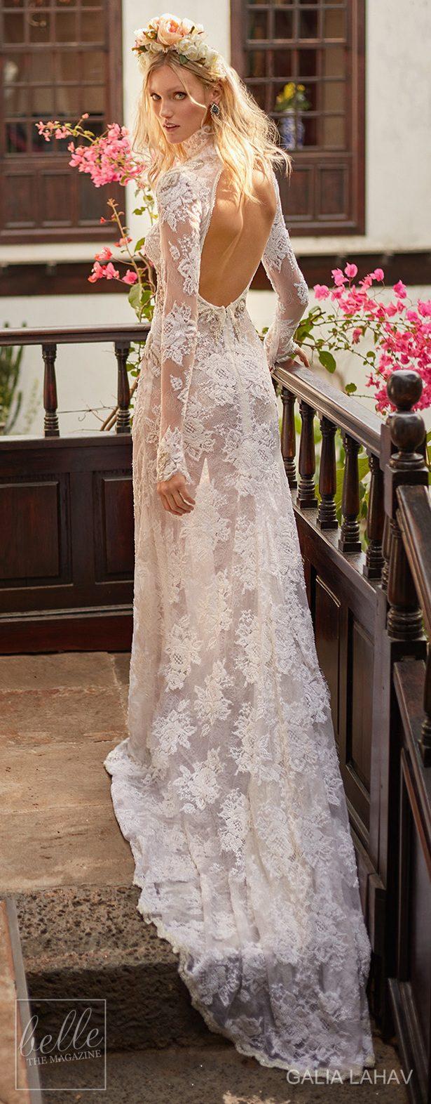 bohemian summer wedding dresses photo - 1