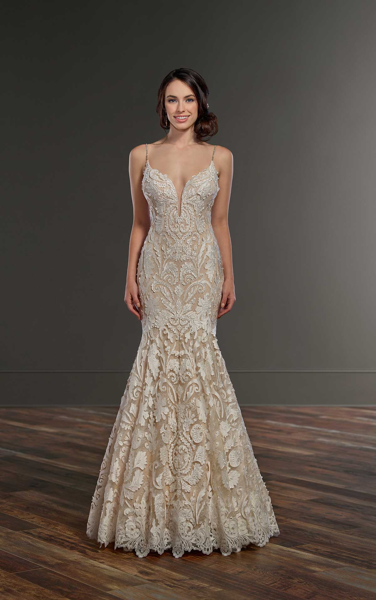 boho inspired wedding dresses photo - 1