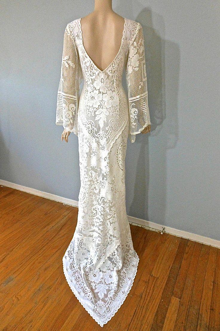 boho wedding dresses photo - 1