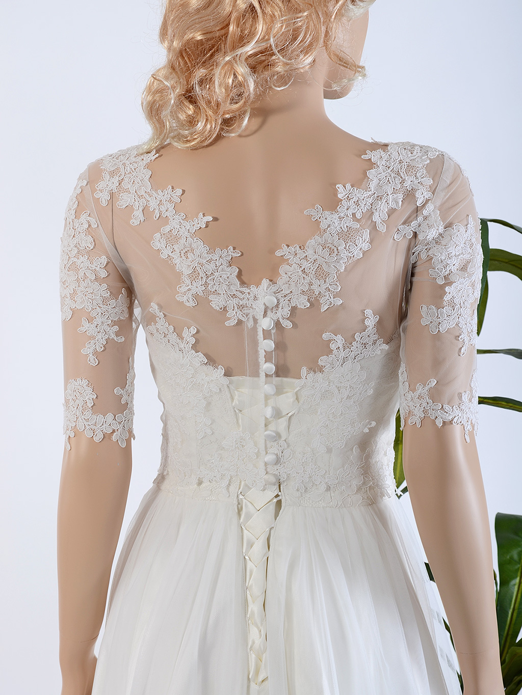 bolero for wedding dresses photo - 1