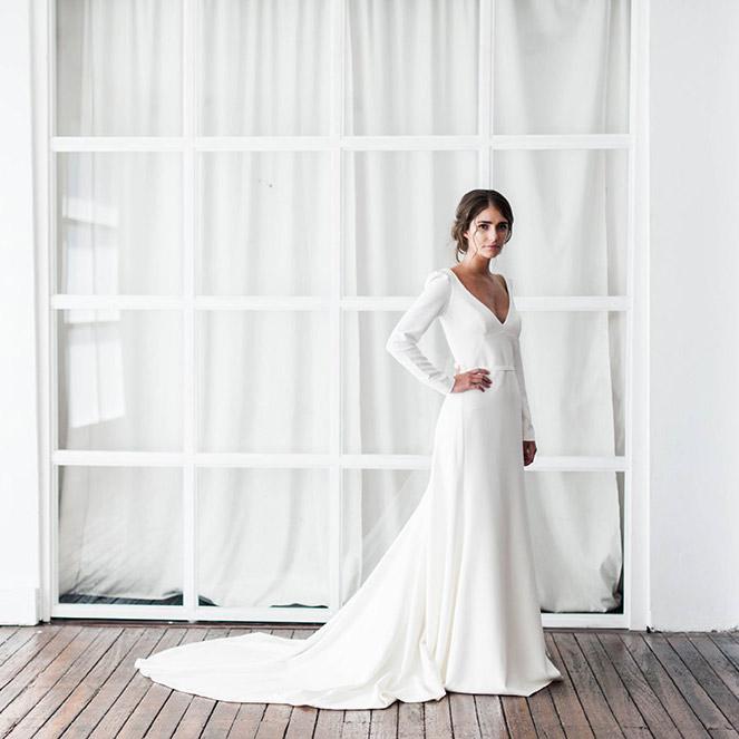 budget wedding dresses photo - 1