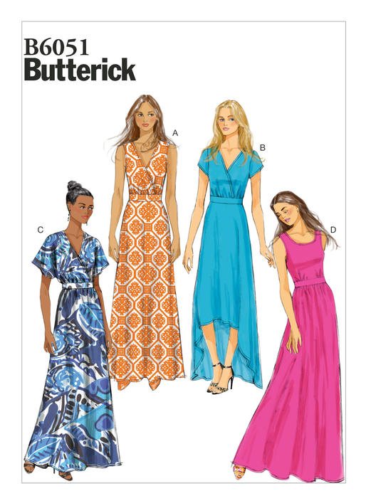 butterick patterns wedding dresses photo - 1