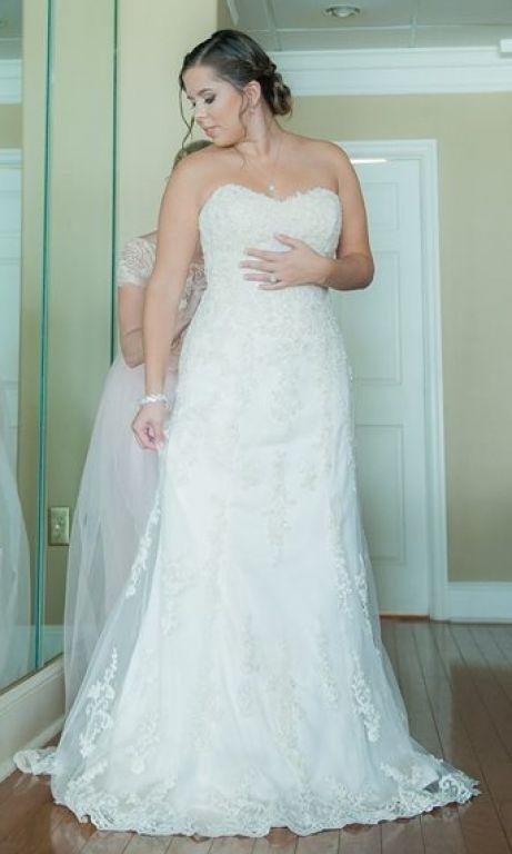 buy used wedding dresses photo - 1