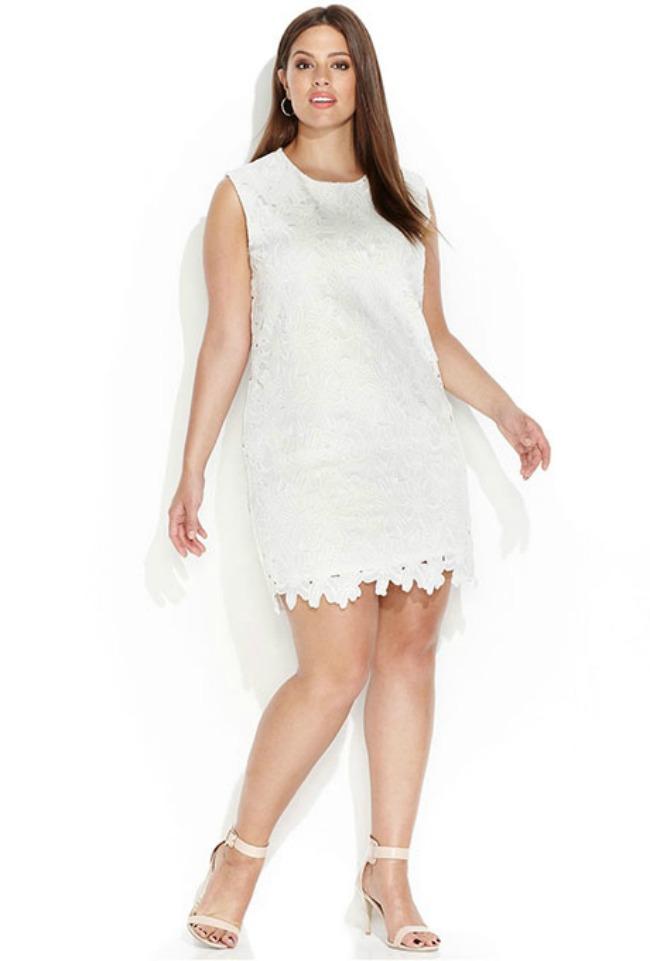 calvin klein wedding dresses photo - 1