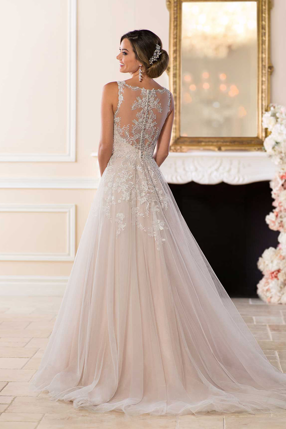 cameo wedding dresses photo - 1