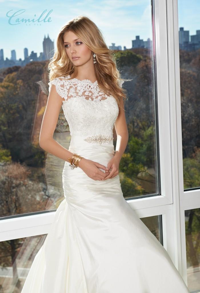 camille la vie wedding dresses photo - 1