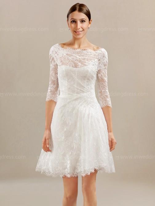 cape wedding dresses photo - 1