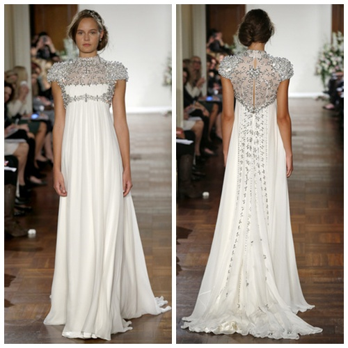 carolina herrera wedding dresses photo - 1