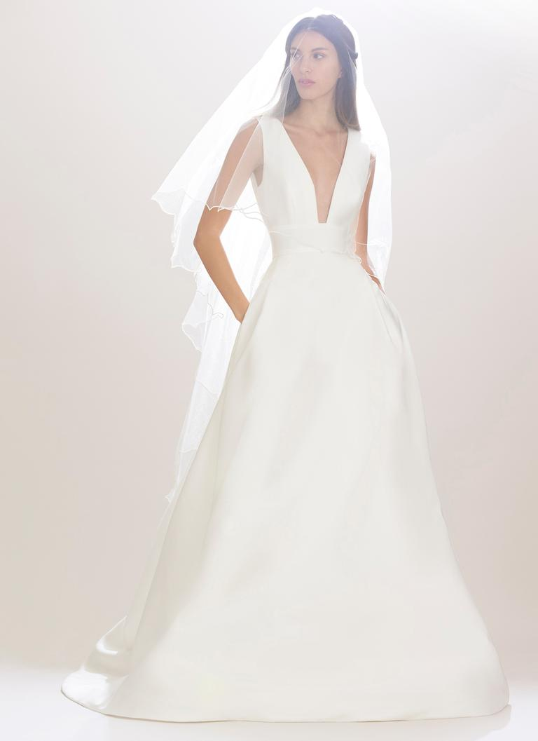 carolina herrera wedding dresses 2016 photo - 1