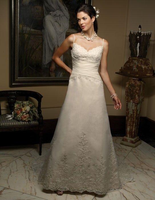 casablanca bridal wedding dresses photo - 1