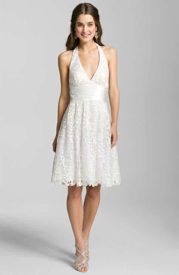 casual dresses for outdoor wedding photo - 1
