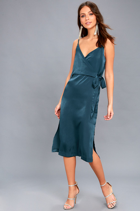casual dresses to wear to a wedding photo - 1