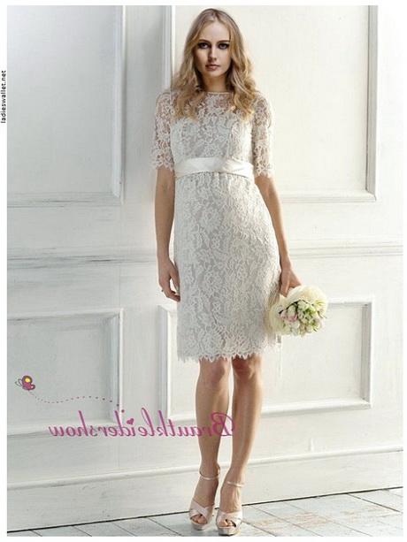 casual maternity wedding dresses photo - 1