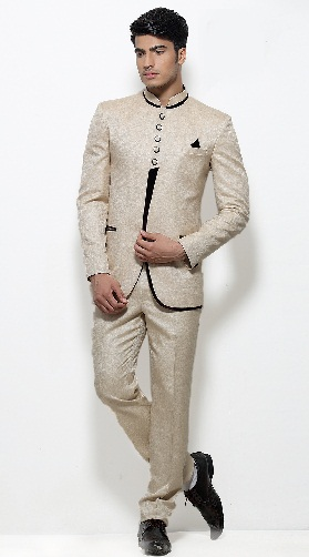 casual wedding dresses for man photo - 1