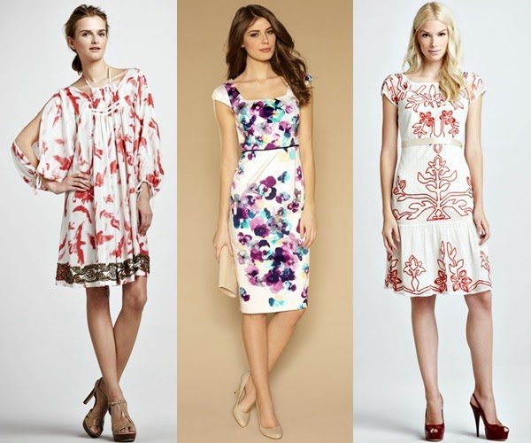 casual wedding guest dresses for summer photo - 1