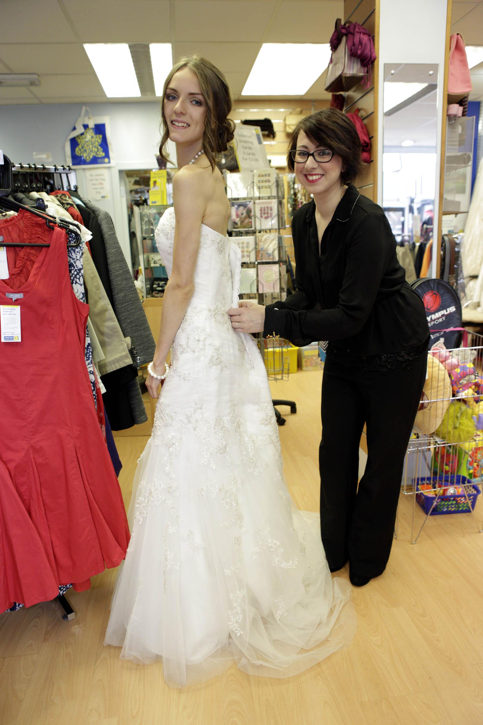 charity wedding dresses photo - 1
