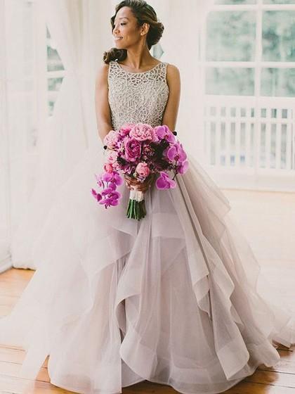 cheap backless wedding dresses photo - 1