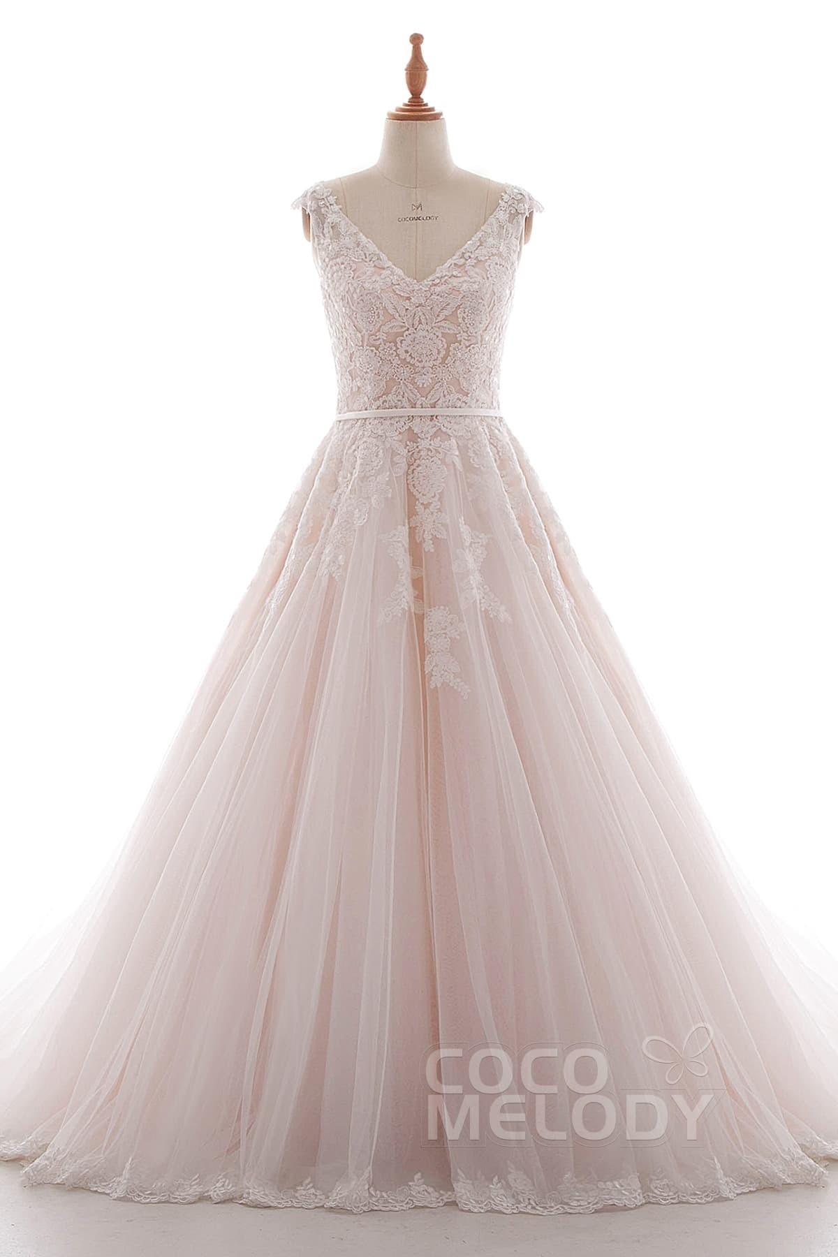cheap corset wedding dresses photo - 1